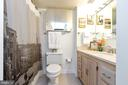 Hall bath - 200 N PICKETT ST #907, ALEXANDRIA