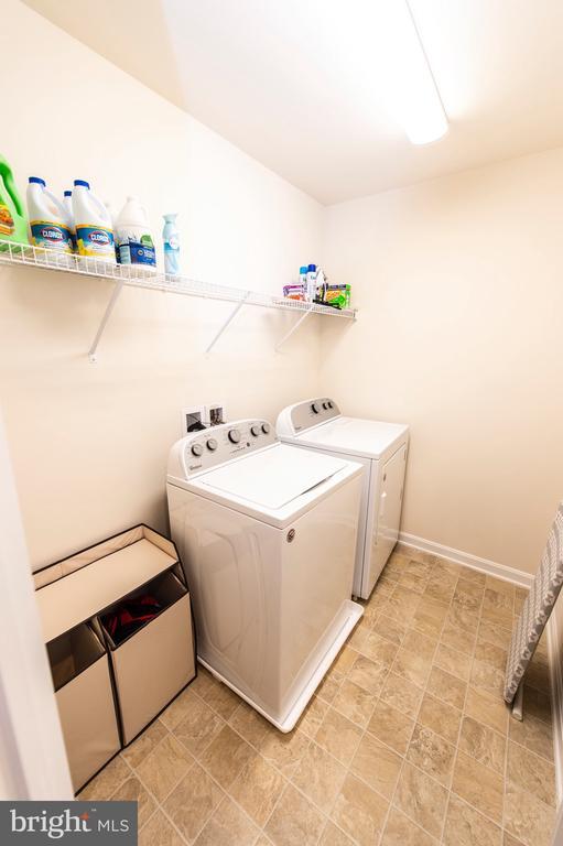 Upper Level Laundry - 4 WELLSPRING DR, FREDERICKSBURG