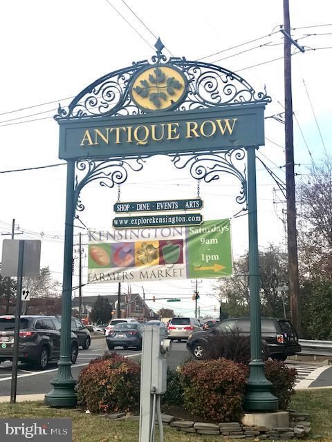 FAMOUS ANTIQUE ROW IN KENSINGTON - 10307 DETRICK AVE, KENSINGTON