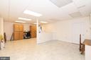 BASEMENT - 390 NANSFIELD DR, HARPERS FERRY