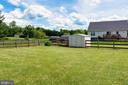 LARGE SHED - 390 NANSFIELD DR, HARPERS FERRY