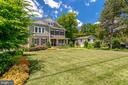 Mature trees and plantings - 8720 PLYMOUTH RD, ALEXANDRIA