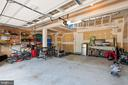 Oversized Garage w/ Ample Room for Storage - 42919 SHELBOURNE SQ, CHANTILLY