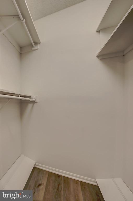 Master Bedroom Walk-In Closet #2 off MBR Hallway - 5901 MOUNT EAGLE DR #204, ALEXANDRIA