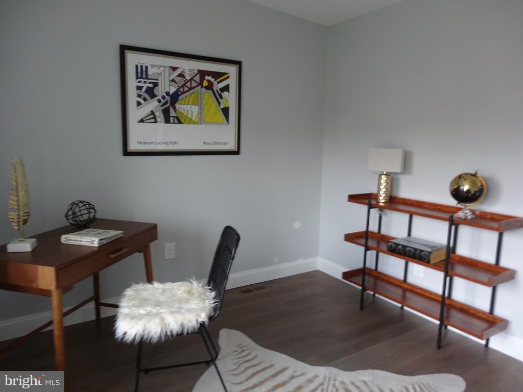3rd level bedroom - 50 BRYANT ST NW, WASHINGTON