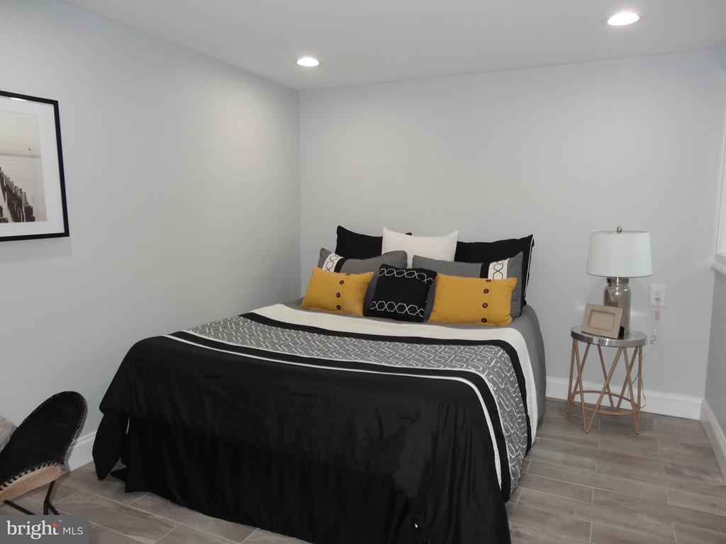 Basement bedroom #1 - 50 BRYANT ST NW, WASHINGTON