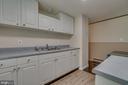 Kitchen - 6407 DEERSKIN DR, FREDERICKSBURG