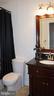 Remodeled hallway bathroom w/tub - 12 DUDLEY CT, STERLING
