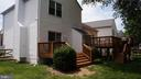 Two decks w/plenty of space for a table or sofa - 12 DUDLEY CT, STERLING