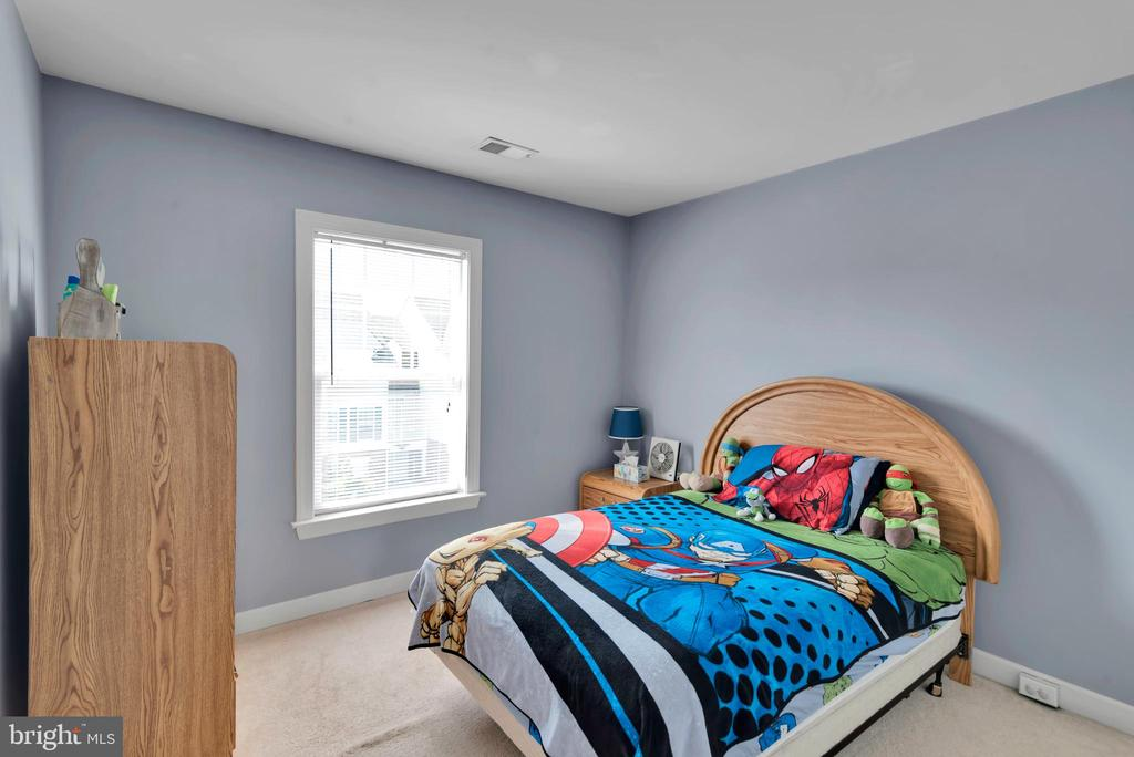 Bedroom #3! - 8187 COBBLE POND WAY, MANASSAS