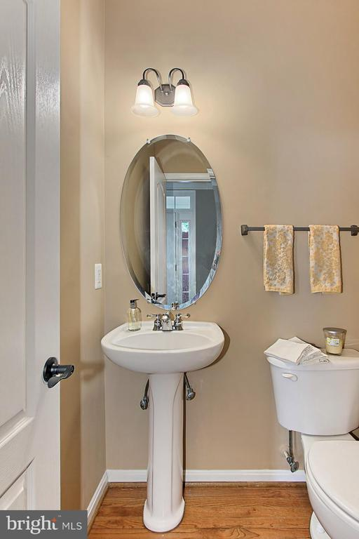 Half Bathroom - 21876 LARCHMONT WAY, BROADLANDS