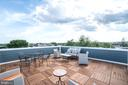 Perfect area to relax or entertain - 432 MANOR PL NW #2, WASHINGTON