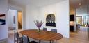 Formal Dining Room - 3131 CHAIN BRIDGE RD NW, WASHINGTON