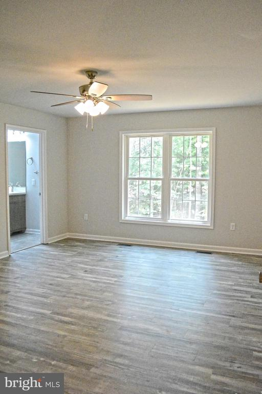 Spacious light filled master suite - 111 APPLEVIEW CT, LOCUST GROVE