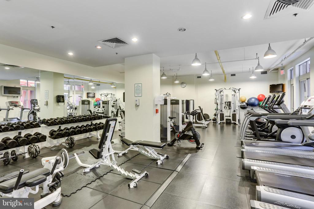 Fitness Center - 1000 NEW JERSEY AVE SE #202, WASHINGTON