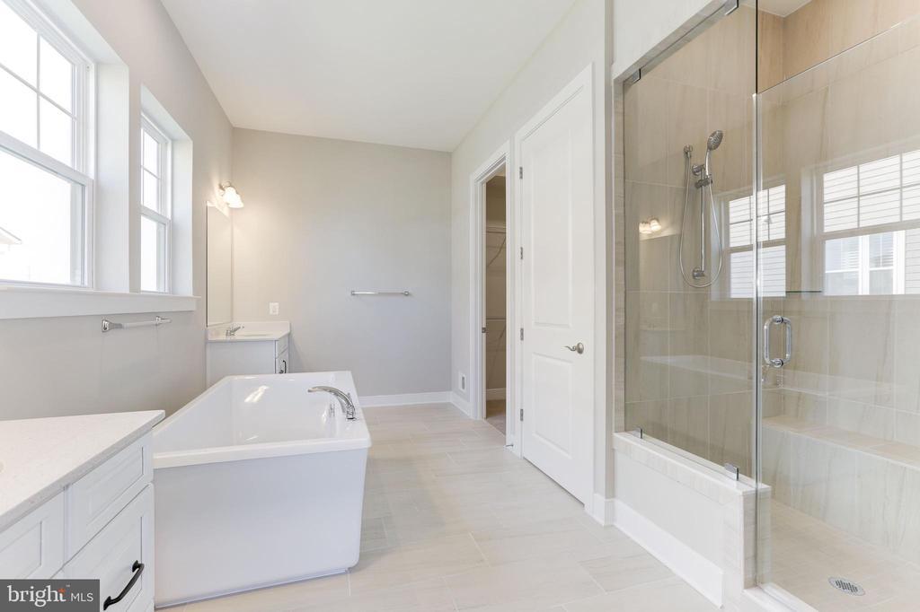 Master Bathroom - 123 WHITE ELM, ALDIE