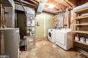 Laundry and Utility Room - 10227 QUIET POND TER, BURKE