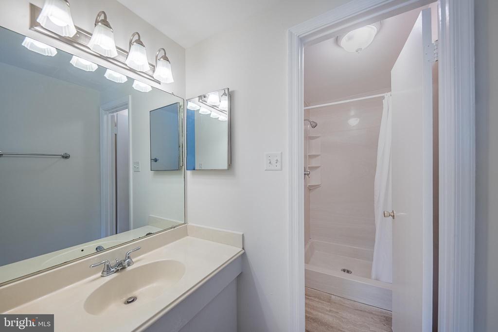 Master Bathroom has Walk In Shower - 10227 QUIET POND TER, BURKE