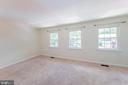 Bright Master Bedroom - 10227 QUIET POND TER, BURKE