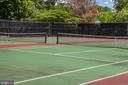Community Tennis Court - 10227 QUIET POND TER, BURKE
