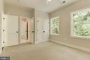 Another bedroom perspective - 8609 SEVEN LOCKS RD, BETHESDA