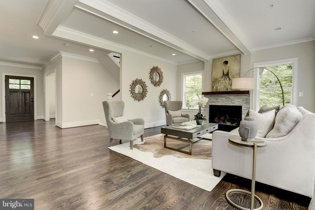 Another family room view - 8609 SEVEN LOCKS RD, BETHESDA