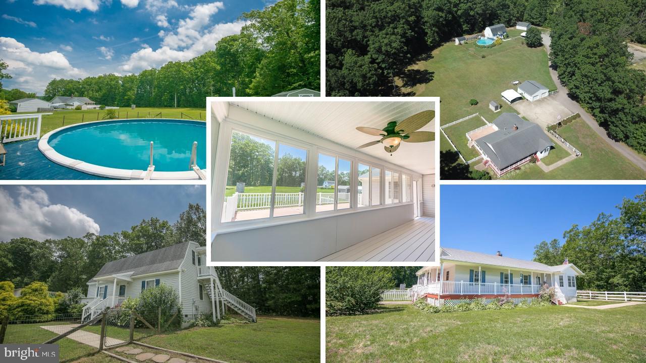 Single Family Homes для того Продажа на Ashland, Виргиния 23005 Соединенные Штаты