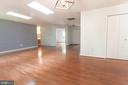 Lovely open living space - 3927 LAKEVIEW PKWY, LOCUST GROVE