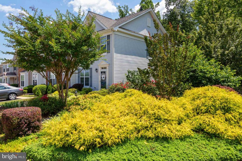 Landscaping - 100 MACON DR, STAFFORD