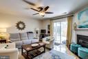 Living Room - 3810 9TH RD S, ARLINGTON