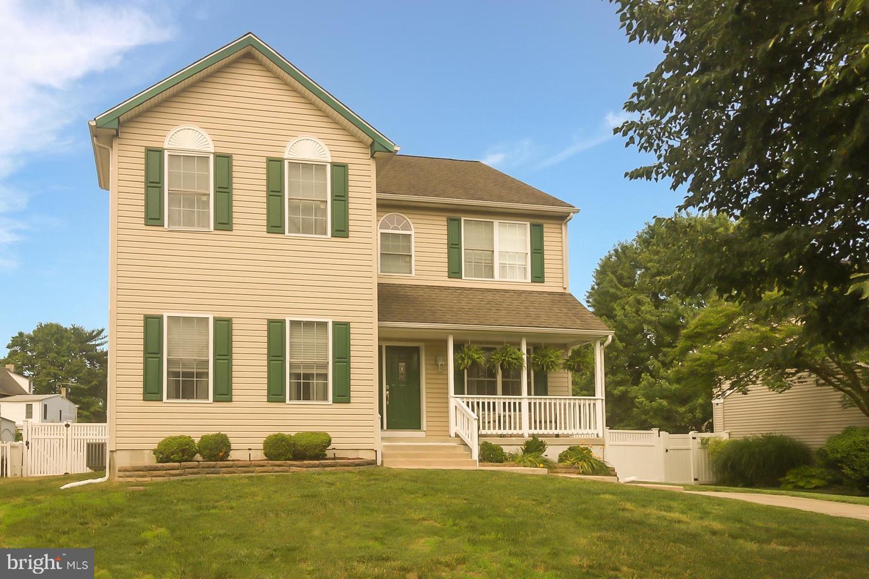 Single Family Homes para Venda às Burlington, Nova Jersey 08016 Estados Unidos