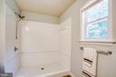 Beautiful new shower - 120 CASCADE LN, FREDERICKSBURG
