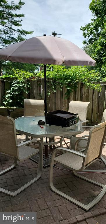 Patio View #2 - 898 HOLBORN CT, STERLING
