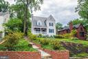Gracious stairs to front yard and home - 926 26TH ST S, ARLINGTON
