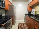 Gourmet Kitchen - 10320 LURIA COMMONS CT #3 H, BURKE