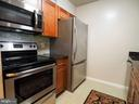 Stainless Steel Appliances - 10320 LURIA COMMONS CT #3 H, BURKE