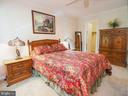 Bedroom #1 - 10320 LURIA COMMONS CT #3 H, BURKE