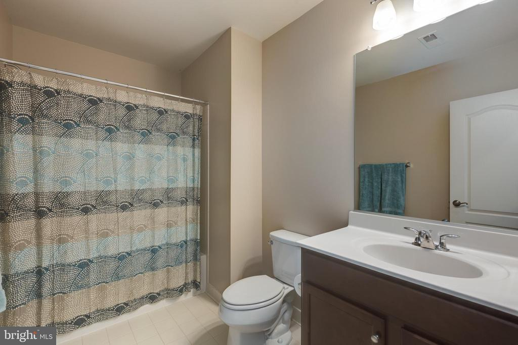 Basement bath - 40594 SCULPIN CT, ALDIE
