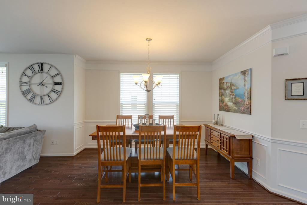 Dining room - 40594 SCULPIN CT, ALDIE
