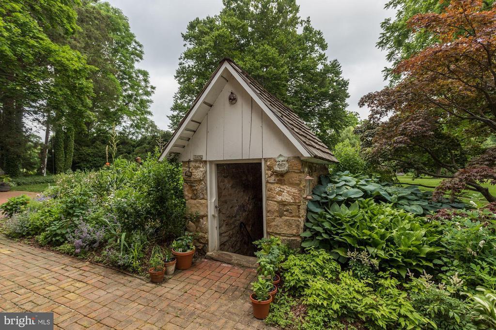 Wine Cellar Entrance - 13032 HIGHLAND RD, HIGHLAND