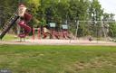 Community Playground - 7509 ASHBY LN #H, ALEXANDRIA