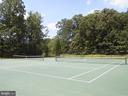 Community Tennis Courts - 7509 ASHBY LN #H, ALEXANDRIA