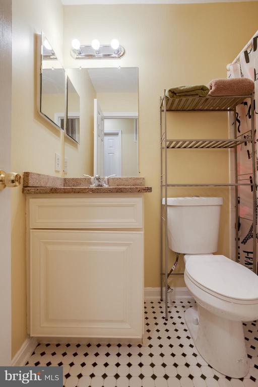 2nd full bathroom - 2855 BOWES LN, WOODBRIDGE