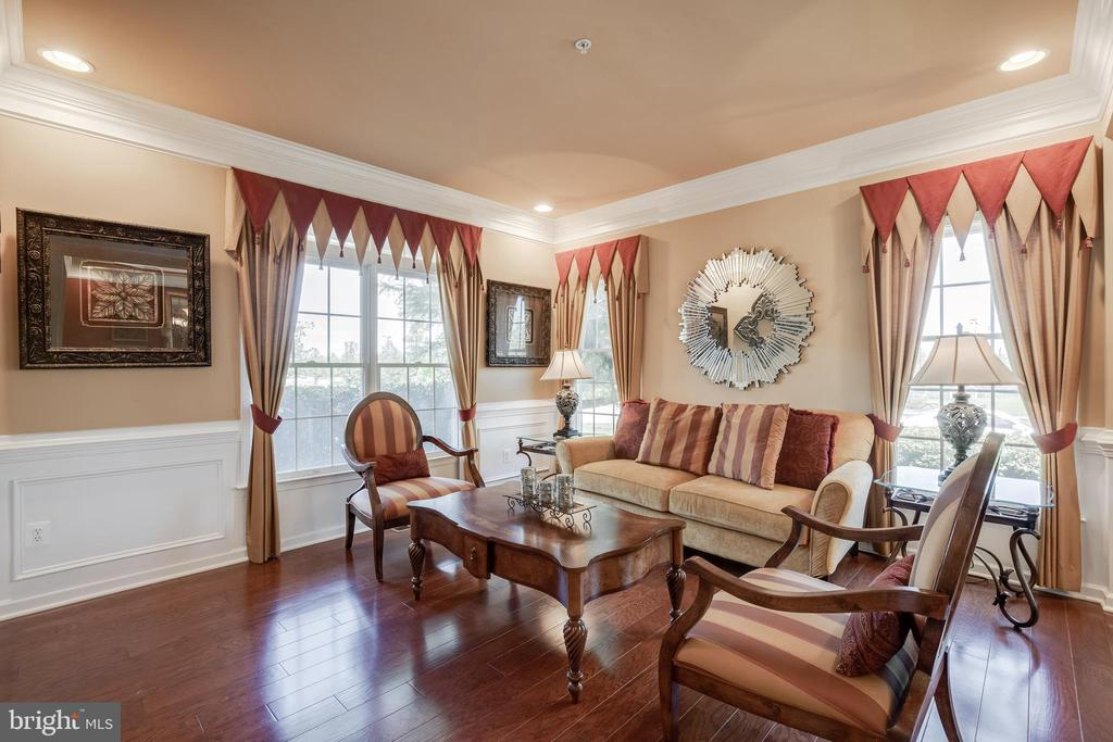 Spacious Living Room - 42355 EQUALITY ST, CHANTILLY