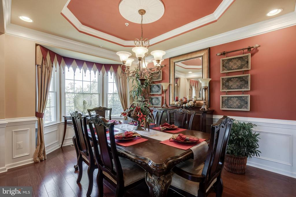 Formal Dining Room - 42355 EQUALITY ST, CHANTILLY