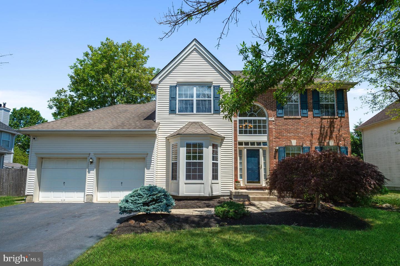 Single Family Homes för Försäljning vid Dayton, New Jersey 08810 Förenta staterna