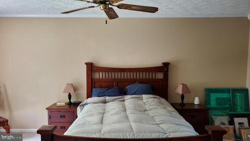 Master bedroom - 3107 VOYAGE DR, STAFFORD