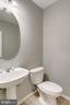 HALF BATH- MAIN LEVEL - 42345 ASTORS BEACHWOOD CT, CHANTILLY