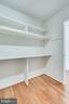 Den with built in shelving - 2939 VAN NESS ST NW #1017, WASHINGTON