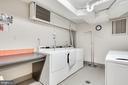 Common Area Laundry on the same floor - 2939 VAN NESS ST NW #1017, WASHINGTON